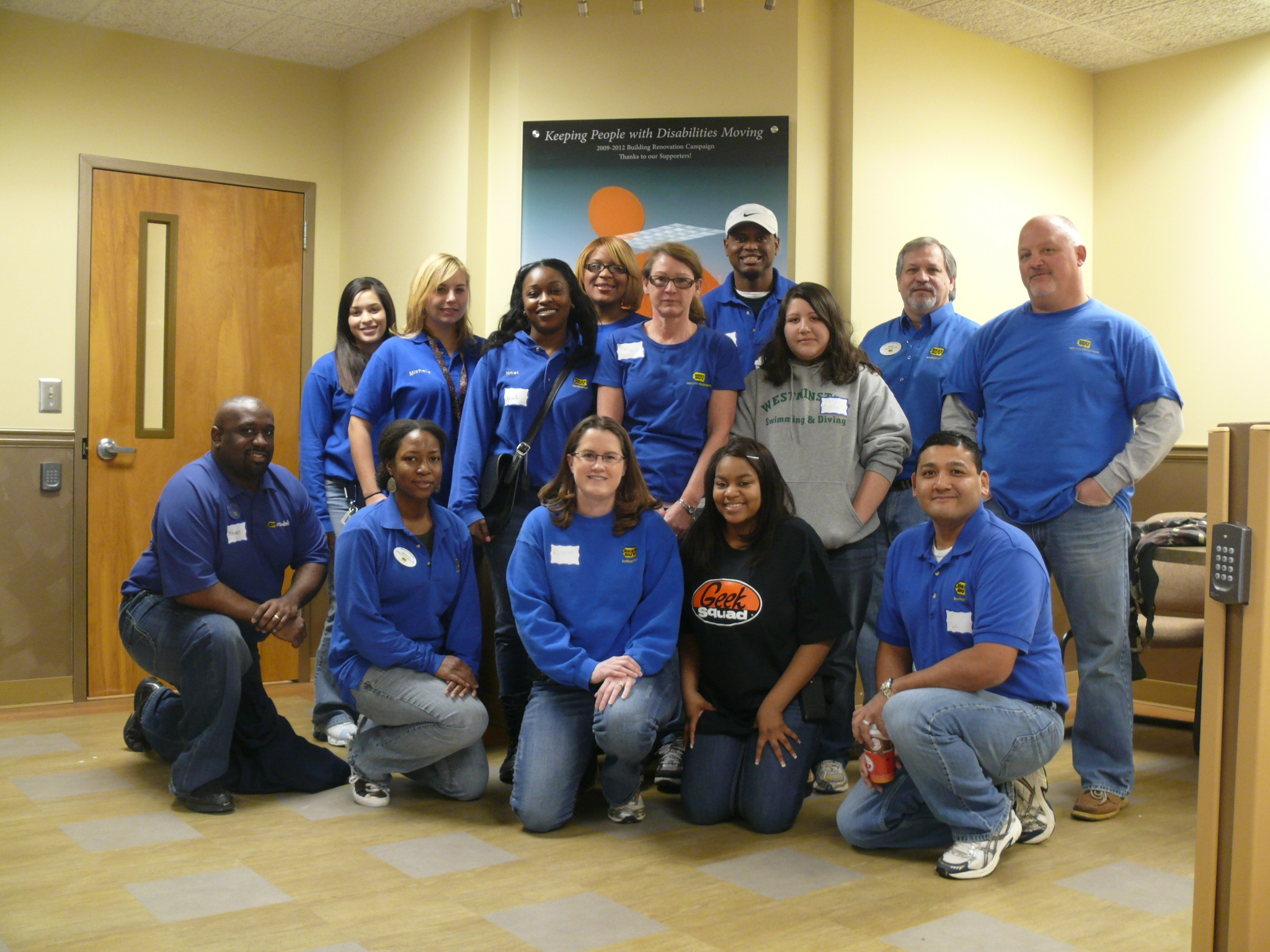 Best Buy Atlanta District Chooses FODAC as 2012 Service Project