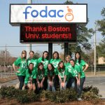 Boston University Students Serve at FODAC