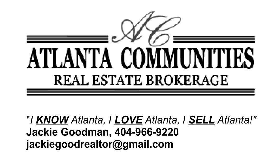 Atlanta Communities Real Estate Brokerage–Jackie Goodman